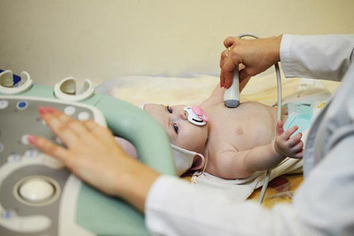 узи новорожденному