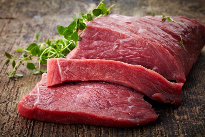 красное мясо