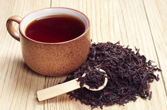 вредно ли пить черный чай
