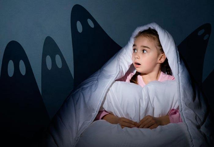 кошмар у ребенка