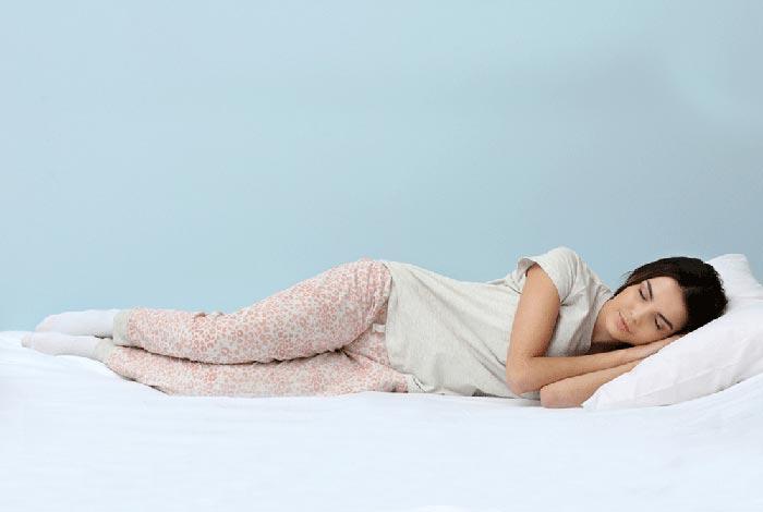 На каком боку надо спать, чтобы не было изжоги — правом, левом или спине