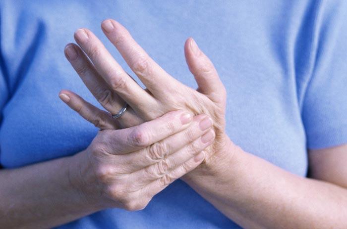 Немеют пальцы рук по ночам