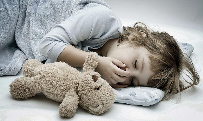кашель во сне