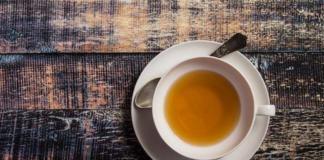 чашка чая перед сном