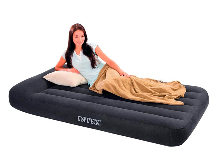 Intex Pillow Rest Classic Bed