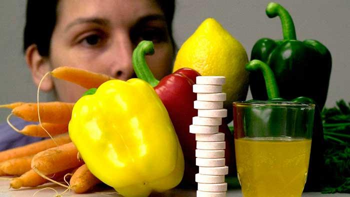 овощи и витамины