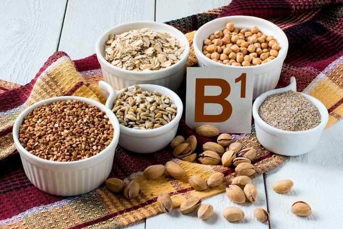 витамины группы В1