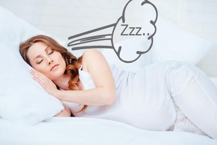 Храп при беременности: причины появления и способы лечения