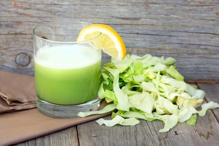 сок капусты