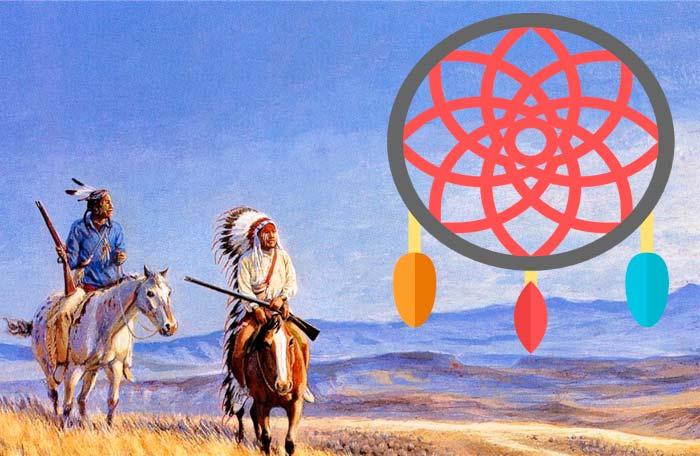 ловец снов и индейцы
