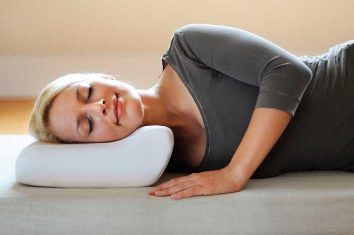 подушка при шейном остеохандрозе
