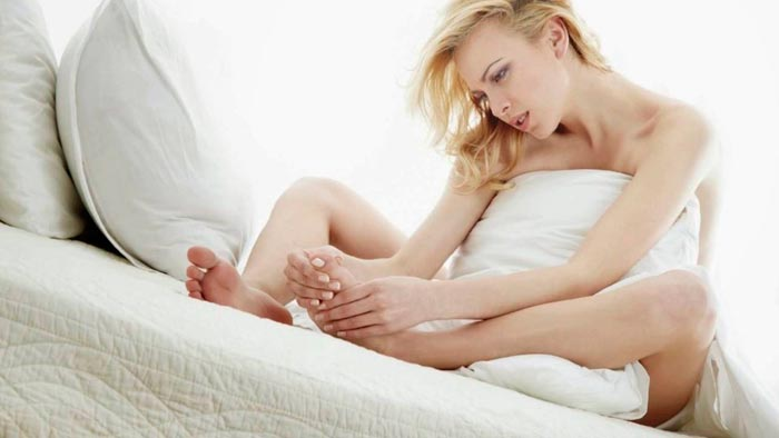 немеют ноги при беременности