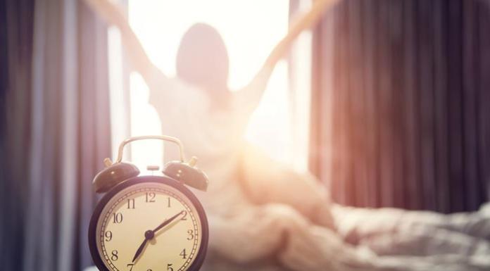 будильник и утро