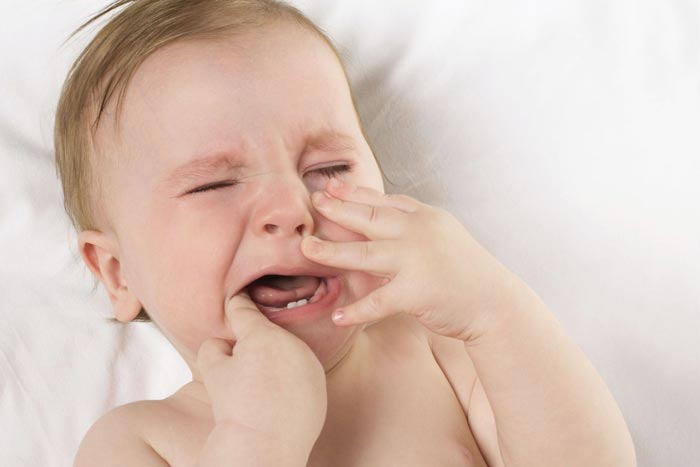 режутся зубы
